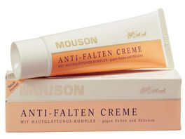 MOUSON Anti Falten Creme