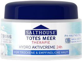 SALTHOUSE Totes Meer Therapie Hydro Aktivcreme