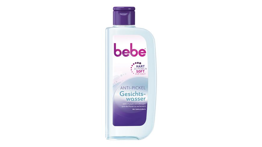 bebe Young Care Anti Pickel Gesichtswasser