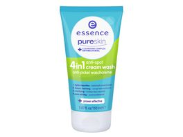 essence pureskin Anti Spot 4in1 Waschcreme