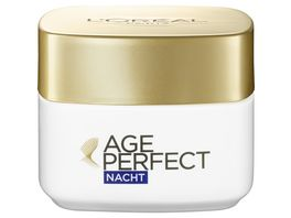 L OREAL PARIS AGE PERFECT Soja Nachtcreme