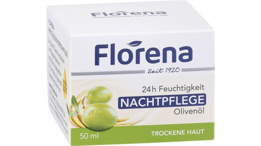 Florena Nachtpflege Olivenoel