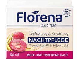 Florena Nachtpflege Traubenkernoel
