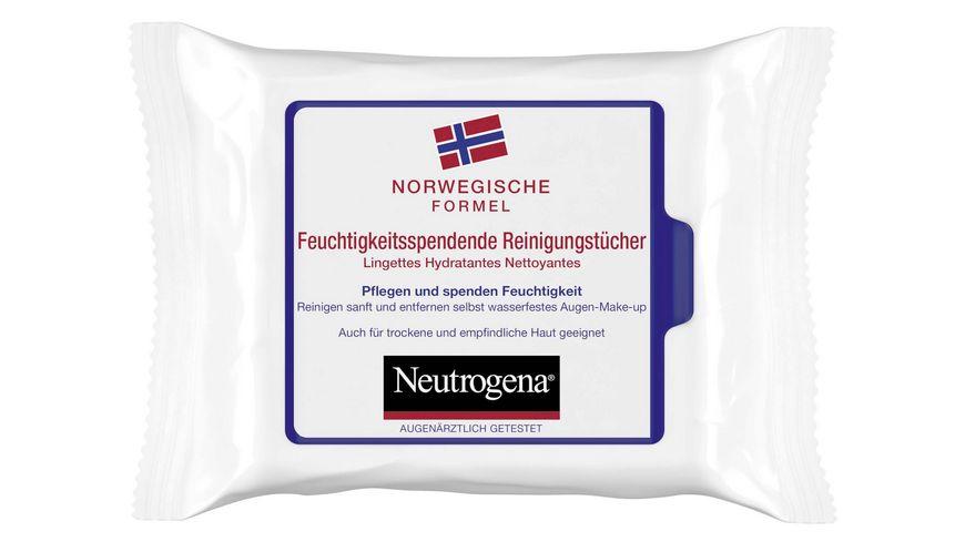 Neutrogena Norwegische Formel Reinigungstuecher