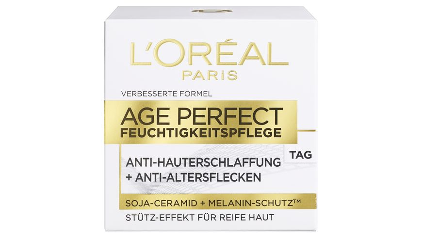 L OREAL PARIS AGE PERFECT Soja Tagescreme