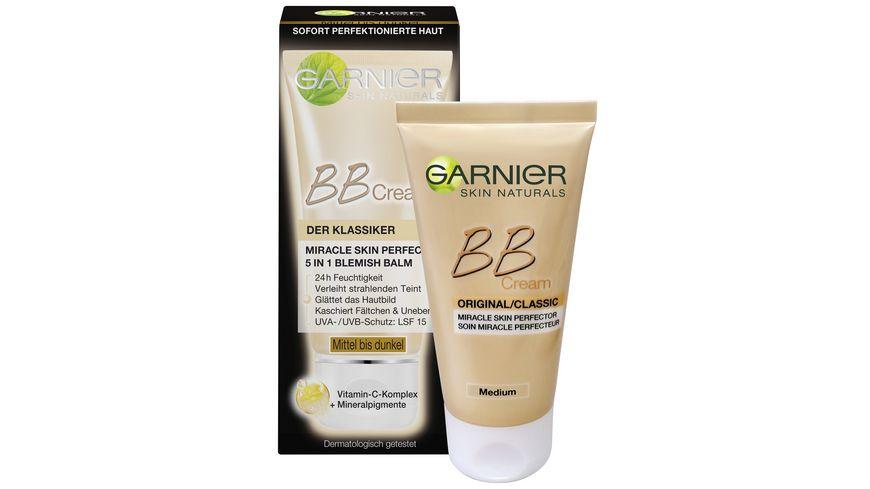 GARNIER BB Cream Klassik Dunkel