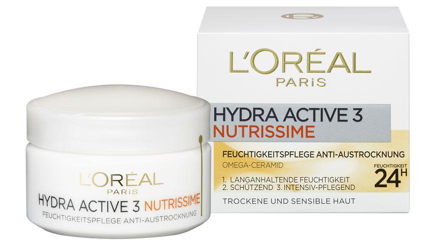 L OREAL PARIS HYDRA ACTIVE 3 Nutrissime