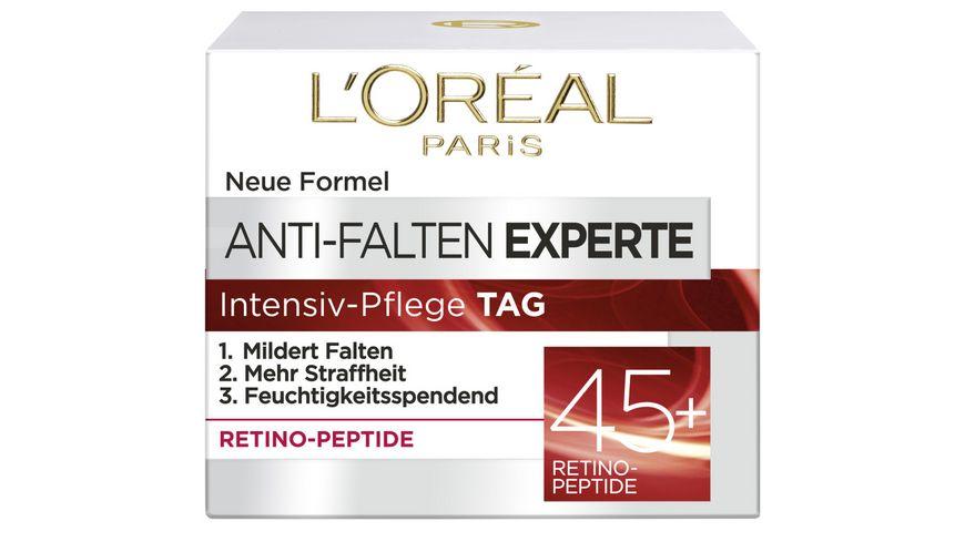 L OREAL PARIS Anti Falten Expert 45 Tagespflege