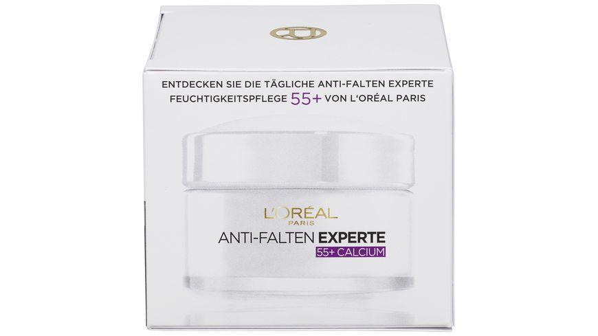 L OREAL PARIS Anti Falten Expert 55 Tagespflege