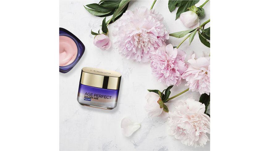 L OREAL PARIS AGE PERFECT Golden Age Festigende Pflege Creme Nacht