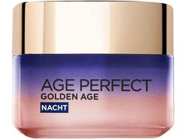 L OREAL PARIS AGE PERFECT Golden Age Festigende Pflege Creme Nacht