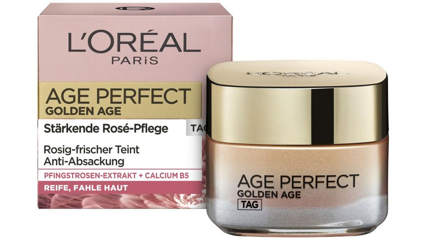 L OREAL PARIS Age Perfect Golden Age Tagespflege