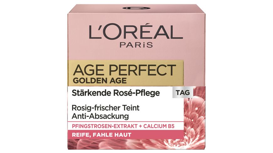 L OREAL PARIS AGE PERFECT Golden Age Tagespfege