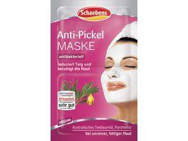 Schaebens Maske Anti Pickel