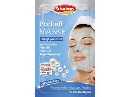 Schaebens Maske Peel Off