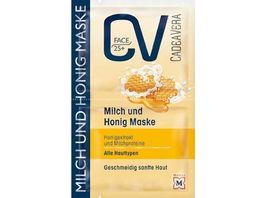 CV Maske Milch und Honig