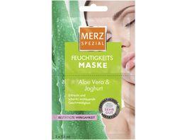 MERZ Spezial Maske Feuchtigkeit