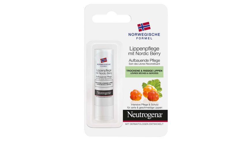 Neutrogena Lippenpflege Nordic Berry