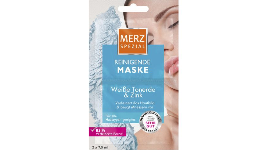 MERZ Spezial Maske Reinigend