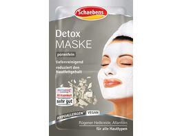 Schaebens Maske Detox
