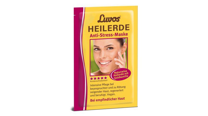 Luvos Heilerde Anti-Stress-Maske