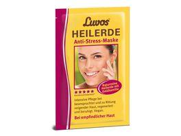 Luvos Heilerde Anti Stress Maske