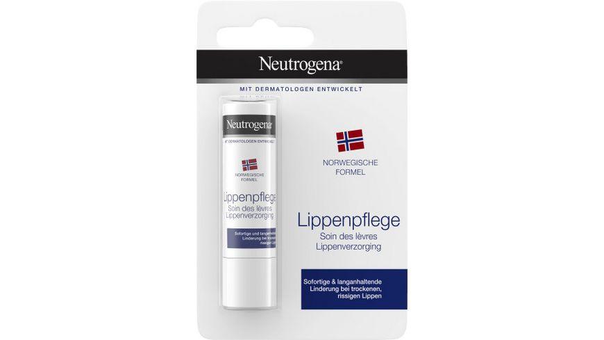 Neutrogena Lippenpflege LSF 4 in der limited edition