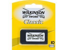 WILKINSON Classic Rasierklingen 10 Stueck
