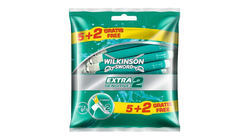 WILKINSON Sword Extra 2 Sensitive Einwegrasierer