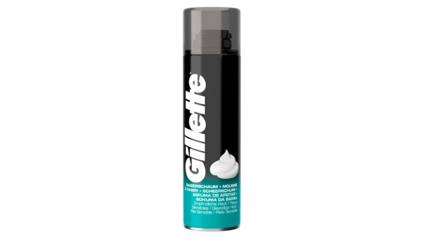 Gillette Rasierschaum Empfindliche Haut