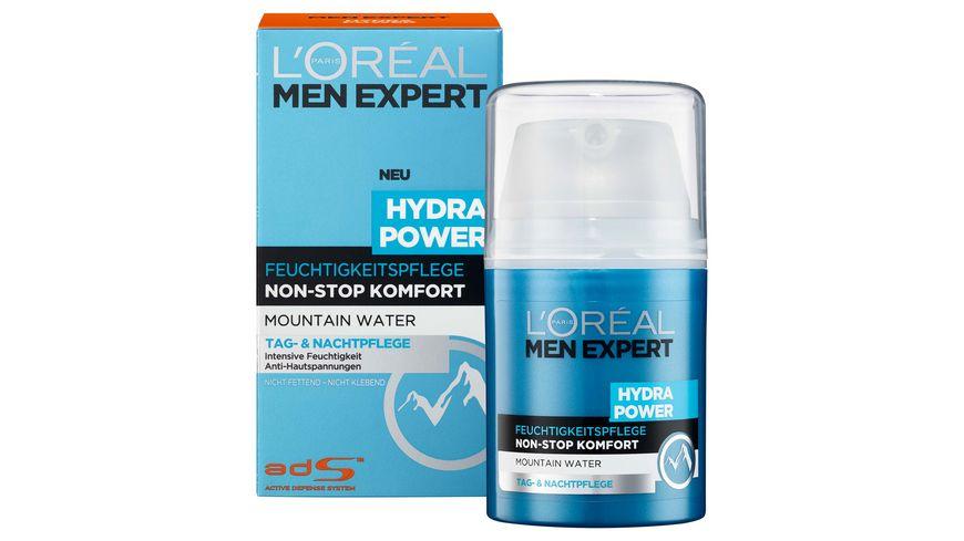 L OREAL PARIS MEN EXPERT Hydra Power Pflege