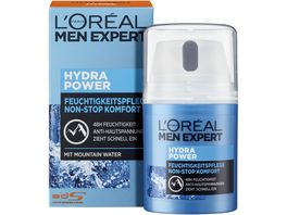 L OREAL PARIS MEN EXPERT Hydra Power Pflege