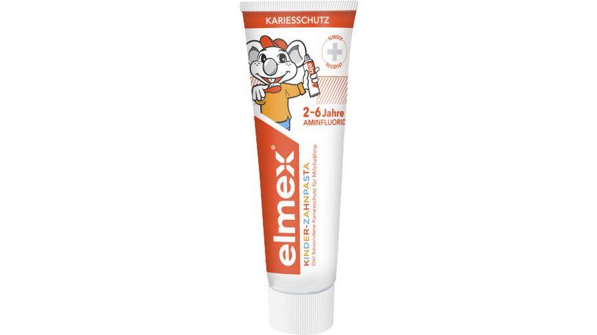 elmex® Zahncreme Kinder bis 6 Jahren