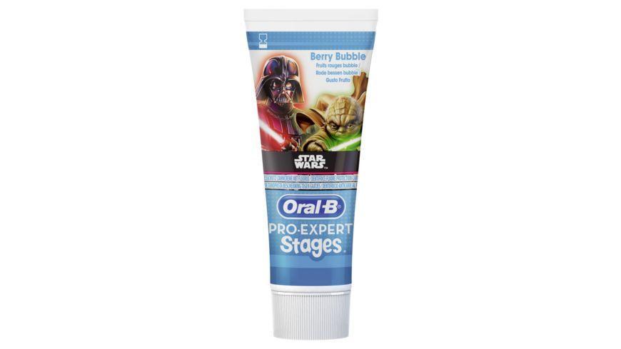 Oral B Zahncreme Stages Star Wars