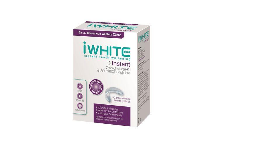 iWHITE Teeth Whitening Instant Whitening Set