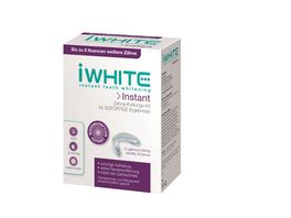 iWHITE Teeth Whitening Instant Whitening Set