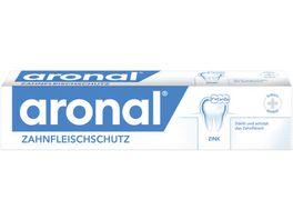 aronal Zahncreme Zahnfleischschutz