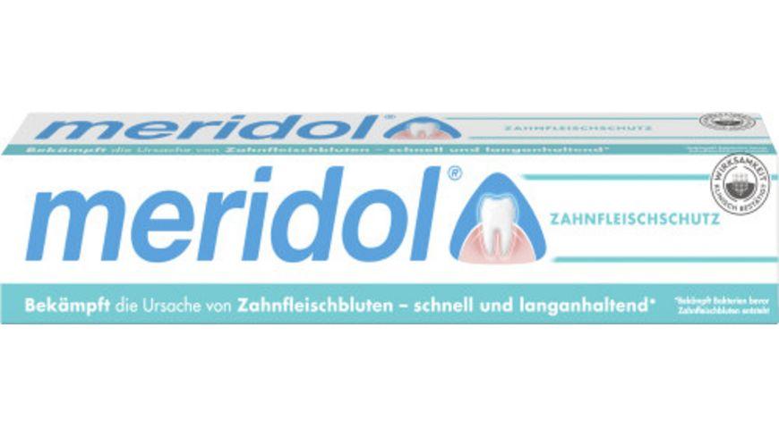 meridol Zahncreme bei Zahnfleischprobleme