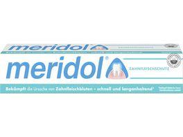 meridol Zahncreme bei Zahnfleischproblemen