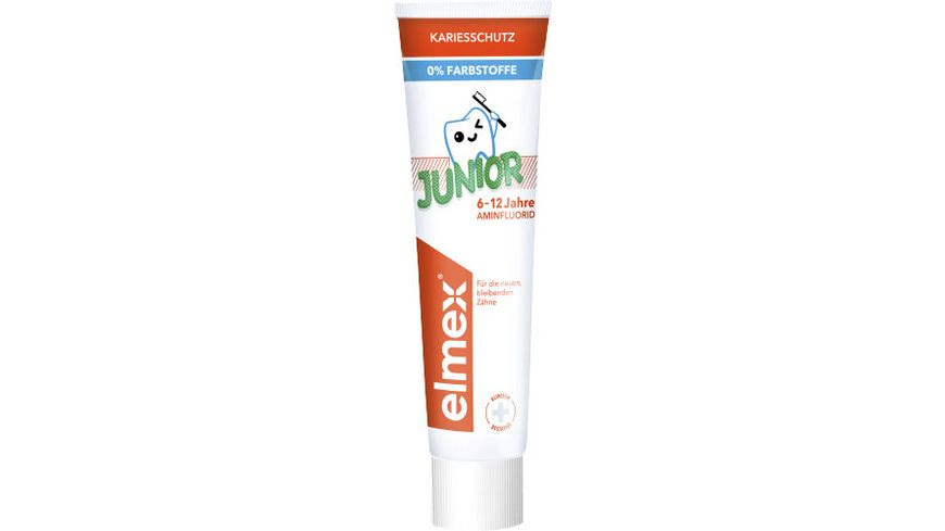 elmex Junior Zahncreme