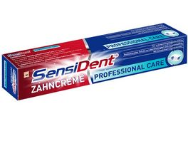 SensiDent Zahncreme Professional Care
