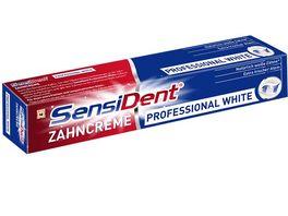 SensiDent Zahncreme Professional White