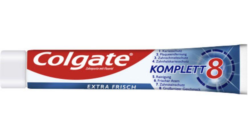 Colgate Zahncreme Komplett Extra Frisch