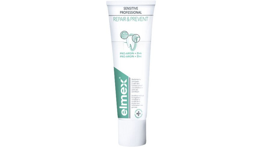 elmex Zahncreme Sensitive Professional Repair Prevent