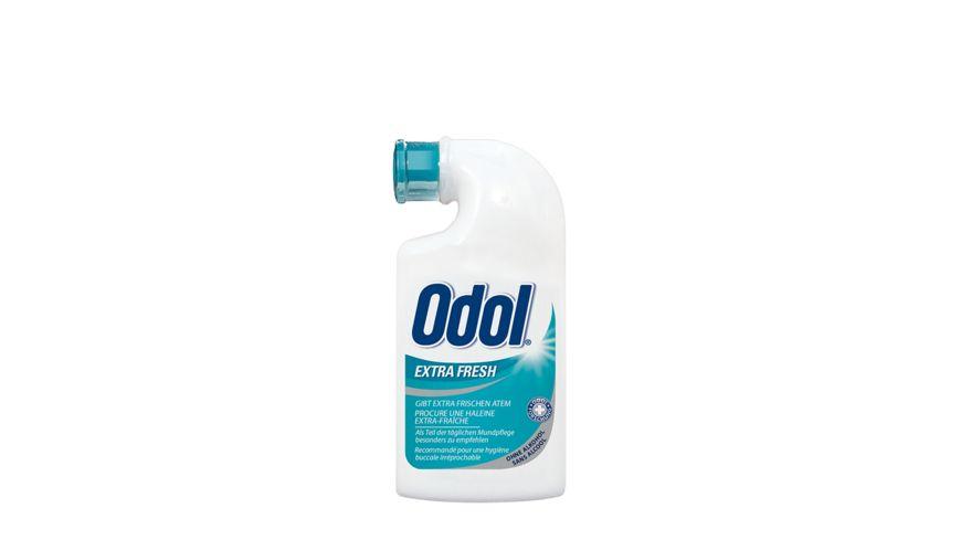 Odol Mundwasser Extrafrisch