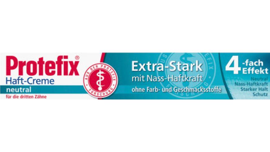 Protefix Haftcreme Extra Stark Neutral