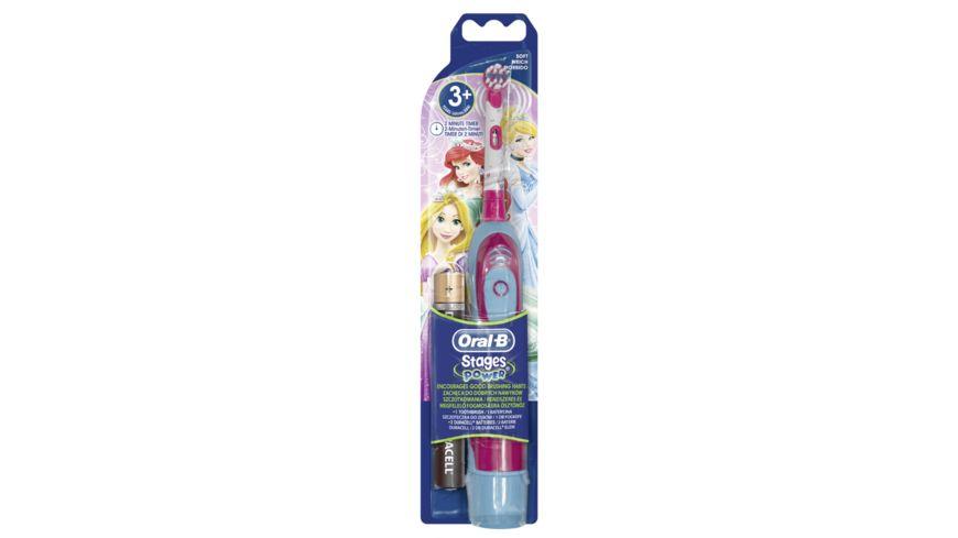 Oral-B Batterie Zahnbürste Power Kids