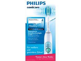 PHILIPS Sonicare elektrische Schallzahnbuerste HealthyWhite HX6711 24