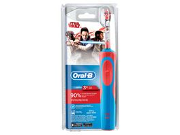 Oral B Stages Power Kids Elektrische Zahnbuerste Star Wars