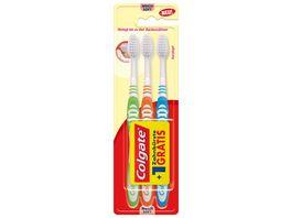 Colgate Zahnbuerste Extra Clean Soft 2 1